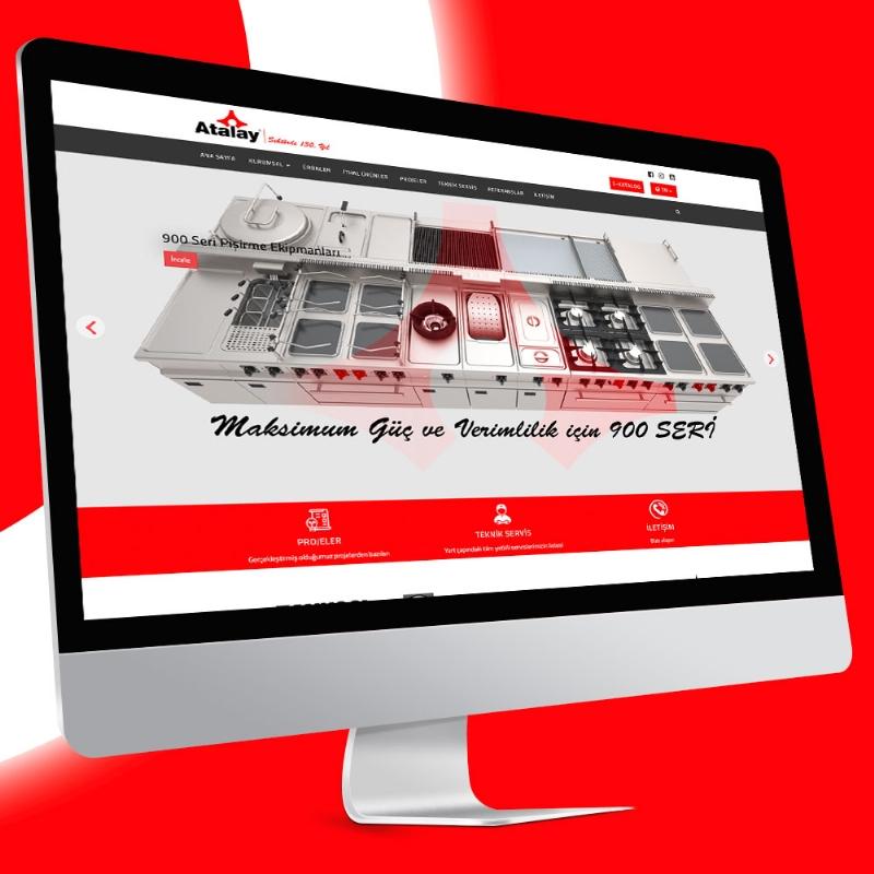 Atalay Mutfak Web Sitesi