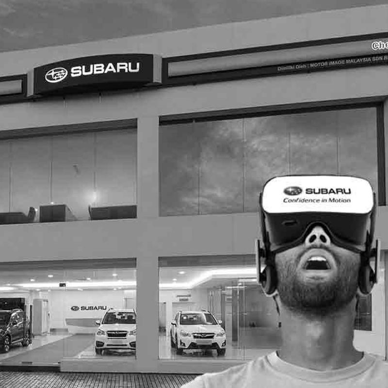 Subaru - VR Sanal Showroom
