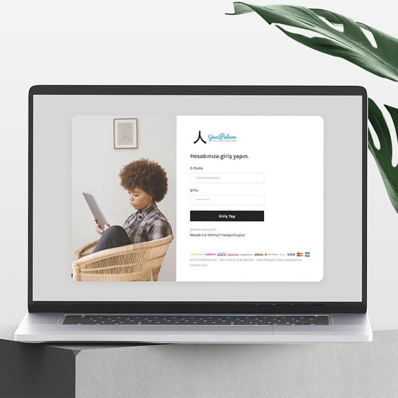 Yeni Patron Web Sitesi