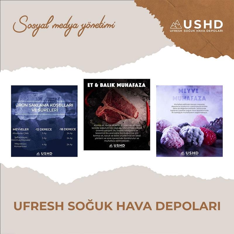 USHD Sosyal Medya Yönetimi